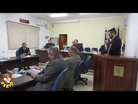 Tribuna Vereador Paulinho Silva dia 26 de Março de 2019