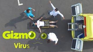 """Рок-шоу Банда """"Gizmo"""" - Вирус (Official music video)"""