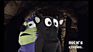 The Phantom of the Subway - The Tall Tales of B, Blue & Roc Too! (720p TV Edit #4)