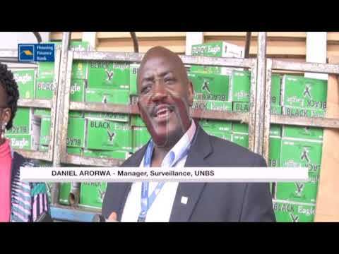 URA impounds over 100 cartons of banned alcohol