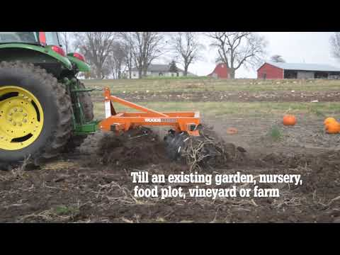 2019 Woods DHS80 Disc Harrow in Warren, Arkansas - Video 1