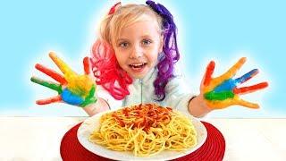 Дети не хотят мыть руки перед едой