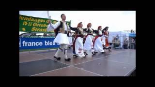 Danse grecque - SYRTAKI