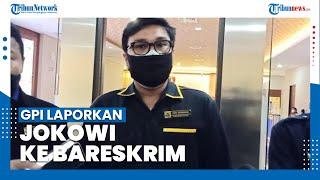 Gerakan Pemuda Islam Laporkan Presiden Jokowi ke Bareskrim Polri, Dugaan Pelanggaran Prokes