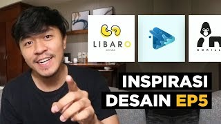 Belajar Desain Logo | Inspirasi Desain EP5