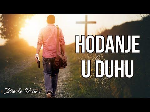 Zdravko Vučinić: Hodanje u Duhu