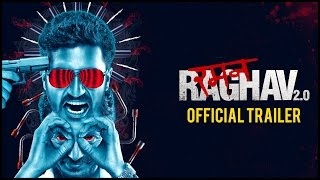 Raman Raghav 20  Official Trailer  Nawazuddin Siddiqui & Vicky Kaushal  Releasing 24th June 2016