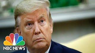 Trump Hosts Guatemalan President At White House | NBC News (Live Stream Recording)