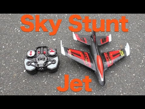 Air Hogs Sky Stunt Jet Review, Remote Control Stunt Plane