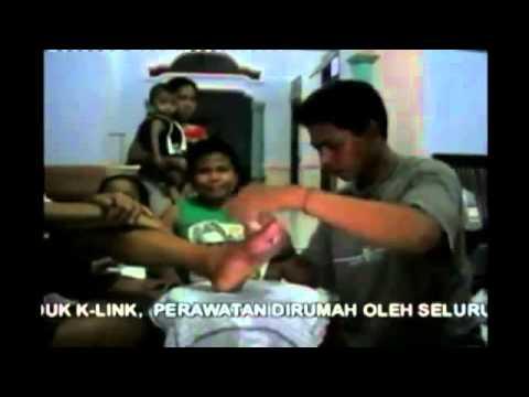 Video KLOROFIL Obat herbal untuk diabetes K-Link
