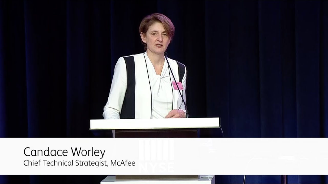 The Automation Quandary - Candace Worley from McAfee YouTube Video
