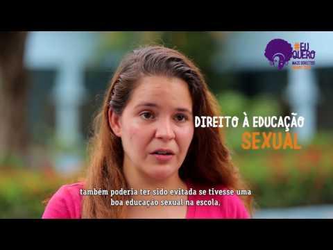 Adolescentes querem Mais Direitos, Menos Zika - Com Legendas em Português