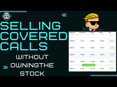 , title : 'How To Sell Covered Calls Without Owning The Stock(PMCC)