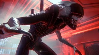 Alien Isolation All Deaths & Scary Moments Ultra Settings
