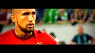 ARTURO VIDAL | Goles/Trucos/Asistencias | Bayern Munich - Lo Mejor!