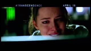 Transcendence TV SPOT  Threat 2014  Johnny Depp SciFi Movie HD