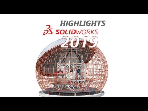 SOLIDWORKS 2019 – Die Highlights im Überblick