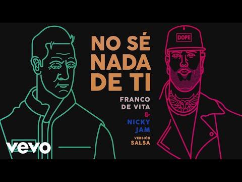 Escuchar Música de Franco de Vita nueva