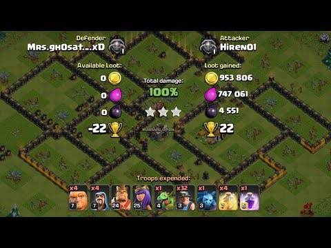 FARMING IS TOO EASY, FIX THAT RUSH #31,CLASH OF CLANS INDIA