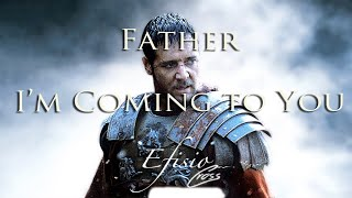 Father I'm Coming to You | Mashup Movies Illustration | Efisio Cross