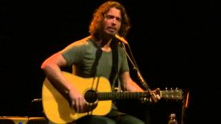 """Doesn't Remind Me"" Chris Cornell@Santander Performing Arts Center Reading, PA 11/22/13"