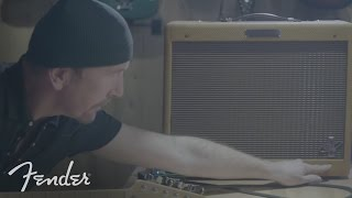 Inside The Edge Signature Fender Deluxe™ Amplifier