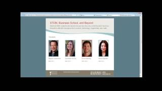 Business Education And STEM At Stanford