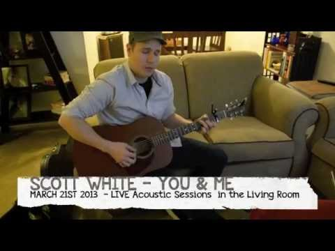 Live Acoustic Session in the livingroom