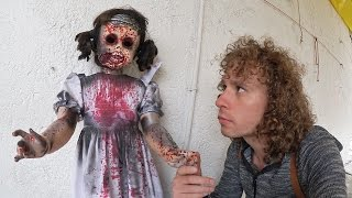 Muñeca embrujada REAL o FALSA?!