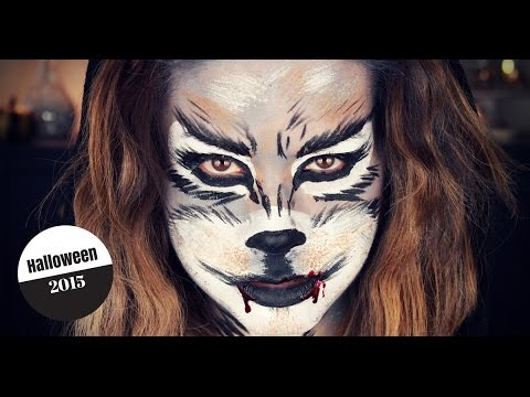 How to do Wolf Makeup | Samantha Ebreo
