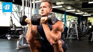 Full-Body Circuit Workout | Brandan Fokken