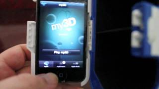 Hasbro my3D Gadget Review for iPhoneiPod In-Depth Review and iPod Drop