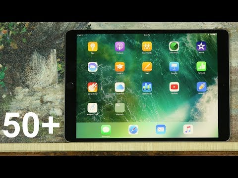 50+ Tips and Tricks for iPad Pro 10.5 Inch (2017 Model)