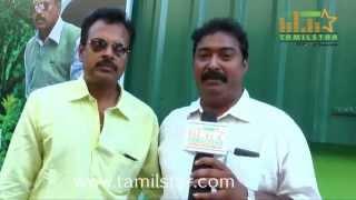 Sampath Raj at Ini Avane Movie Audio Launch