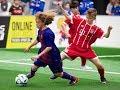 Europas Beste U15 fu baller Mtu cup 2017 Fc Barcelona M