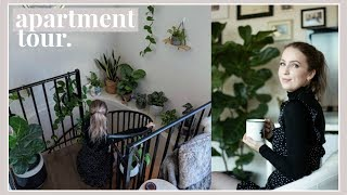 Apartment Tour | Inside Our Plant-Filled Hygge Home!