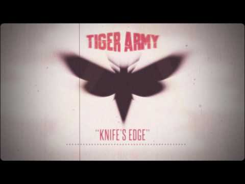 Tiger Army - Knife's Edge