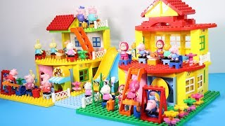 Peppa Pig Lego House Creations Toys For Kids #3