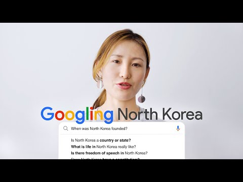 North Koreans Answer Questions About Their Country of Birth