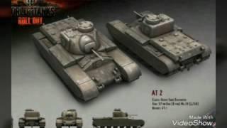 АТ-2 в World of tanks blitz + replay