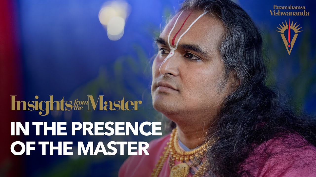 In the Presence of the Master | Insights from the Master
