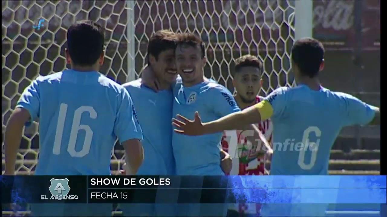 2a División | Show de goles de la 15a fecha