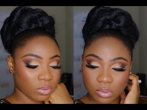 Nude on Nude Makeup Tutorial