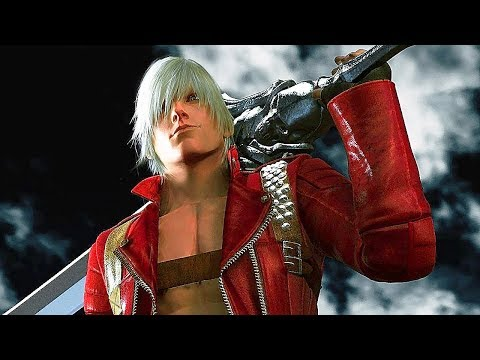 Devil May Cry 1 HD Collection All Cutscenes Full Movie Story Mode