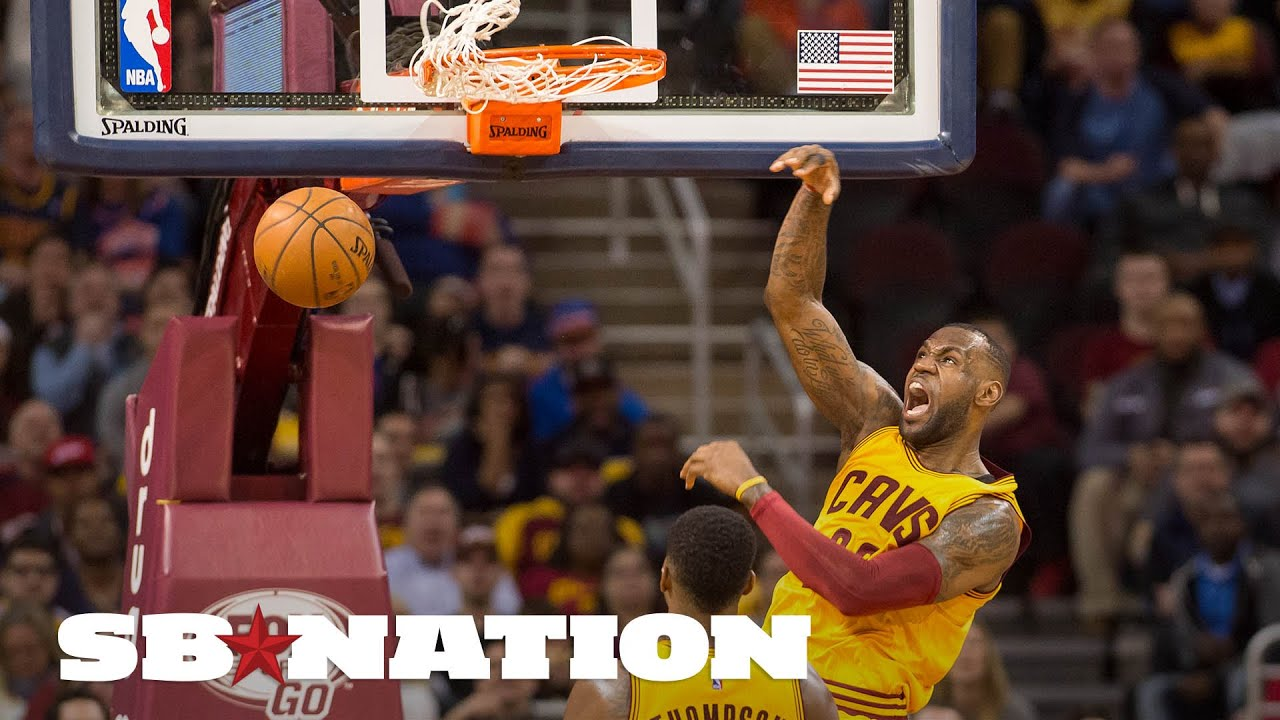 5 simple rules for playing against LeBron thumbnail