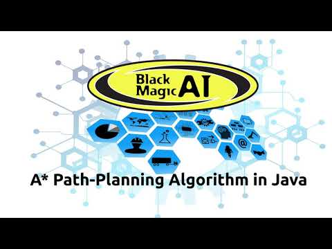 A* (AStar) Path Planning in Java