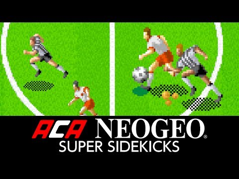 ACA NEOGEO SUPER SIDEKICKS thumbnail
