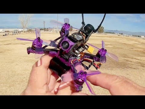 eachine-lizard-105s-dvr-4s-brushless-micro-fpv-racer-flight-test-review