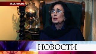 В ток-шоу «Пусть говорят» вдова народного артиста Алексея Баталова даст откровенное интервью.