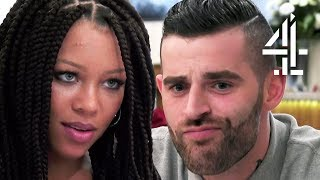 Date Isn't Impressed When She Has To Split the Bill?! | First Dates